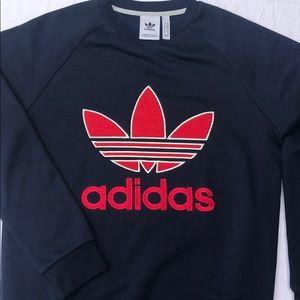 Classic Adidas Crewneck   Small   Never Worn  